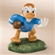 Donald Duck Playing Football - Disney & Me Figurine, 4006558