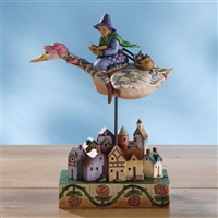 Heartwood Creek Mother Goose Figurine by Jim Shore, 4007015