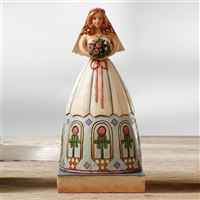 Heartwood Creek Bride Figurine by Jim Shore, 4007235