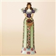 Heartwood Creek Tall Angel With Rose Basket Figurine by Jim Shore, 4007668