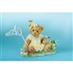 Girl Bear with Butterflies and Net - Cherished Teddies Figurine, 4007744