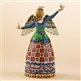 Heartwood Creek Angel Holding Doves Figurine by Jim Shore, 4007933