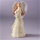 Mother Angel with Baby (Hispanic) - Foundations Figurine, 4009730