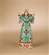 Heartwood Creek Angel of Joy Figurine by Jim Shore, 4010532