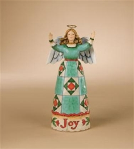 Heartwood Creek Angel of Joy Figurine by Jim Shore 4010532