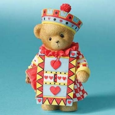 Bear Jack of Hearts - Cherished Teddies Figurine, 4012274