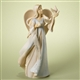 Foundations 'Comfort Angel' with Doves Figurine, 4025640