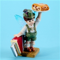 Strudel Fairy - My Little Kitchen Fairies Figurine, 4026832