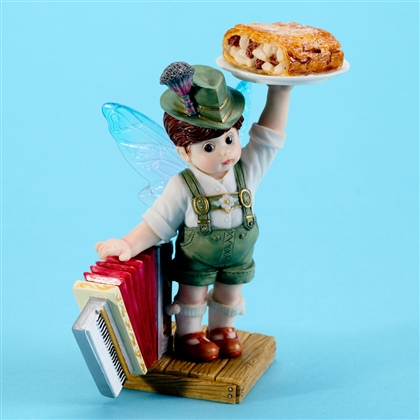 Strudel Fairy My Little Kitchen Fairies Figurine