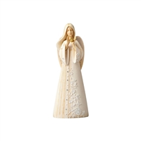 Foundations Angel with Butterfly Figurine 4055278