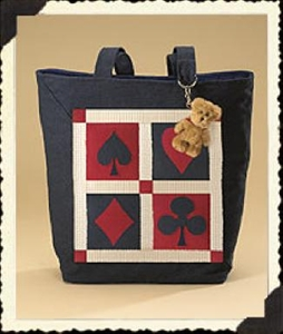 Ace's Large Tote Bag - 811701