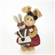 Boyds Plush Rabbit Emily with Ellie 9150-34