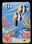 Sealife Series Lightswitch Cover AF09