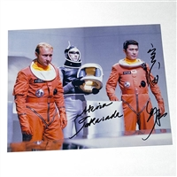Akira Takarada as K. Fuji in Monster Zero - Autographed 'Planet X' Photo