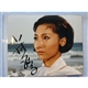 Yukiko Kobayashi as Kyoko Manabe  - Autographed 'Kyoko on Beach' Destroy All Monsters Photo - September 2017, Japan