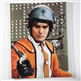 "Susumu Kurobe as Hiyata - Autographed ""Headquarters"" Ultraman Photo - January 2016, Tokyo"