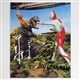 Haruo Nakajima as Jirass and Bin Furuya as Ultraman - Autographed 'Ultra Fight' Photograph