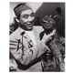 Suit Actor: Haruo Nakajima  - Autographed 'Godzilla Puppet' Photo - April, 2016, Pasadena, CA