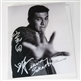 Akira Takarada Autographed 'Hand' Photo May 2015, Houston