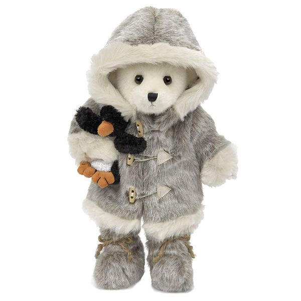 Bearington Iggy and Lou 14-Inch Plush Bear 1347