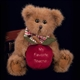 Bearington 'Beary Best Teacher' 10in Plush Bear, 1719