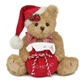 Bearington Jolly Jingles 10-Inch Plush Bear 173221
