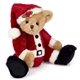 Bearington Papa Santa Beary 14-Inch Plush Bear 173238