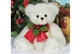 Bearington Hollister Hollybeary 15-Inch Plush Bear 173901