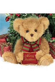 Bearington Beary Merry 15-Inch Plush Bear 173903