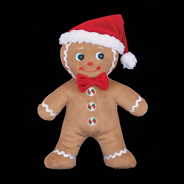 Bearington Plush Gingerbread Bear 174010