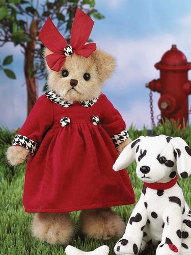 Bearington Bears 'Sydney Spots', 10in Plush, 179914