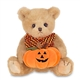 Bearington Jake Jack o Lantern 10-Inch Plush Bear, 181329