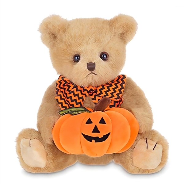 Bearington Jake Jack o Lantern 10-Inch Plush Bear 181329