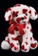 Bearington Romantic Rover 10-Inch Plush Puppy 190080