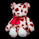 Bearington 'Lil Cutie' 14-In Plush Bear with Hearts, 192020