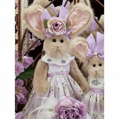 Bearington Bears 14 inch Bella Plush Bunny 4174