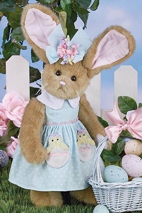 Bearington Bears Penelope & Peepers 14 inch Plush Bunny Rabbit 420337