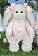 Bearington Bears 'Bonnie Bunnytoes' 14in Plush Bunny Rabbit 420339