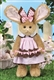 Bearington Bears 'Bitsy & Bunnies' 14in Plush Bunny Rabbit, 420445