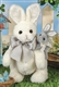 Bearington Bears 'Skip & Hop' 14in Plush Bunny Rabbit, 420446