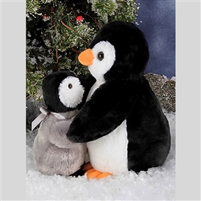 Plush Penguins 'Wiggles and Wobbles' by Bearington Bears, 500801