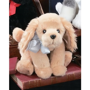 Bearington Bears I. B. Barkin, 12.5 inch Plush Puppy 5070