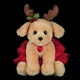 Bearington Lil Prancer Puppy 13-Inch Plush Puppy 540162