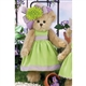 Bearington 'Kendall' 14in Plush Bear, 143236