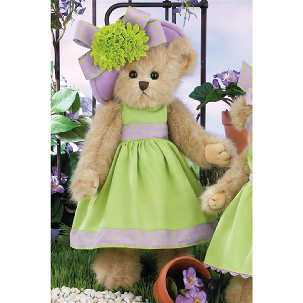 Bearington Kendall 14 inch Plush Bear 143236