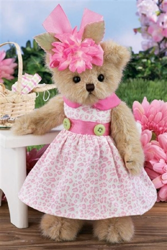 Bearington 'Prudence Proper' 10in Plush Bear, 143247