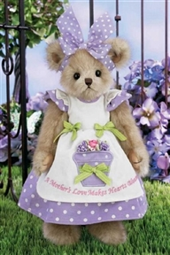 Bearington 'Mommy Bloominglove' 14in Plush Bear, 165307