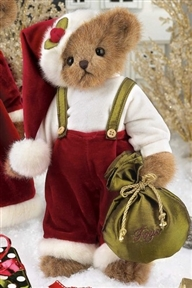Bearington Bears 'Yule B. Jolly', 14in Plush, 173155