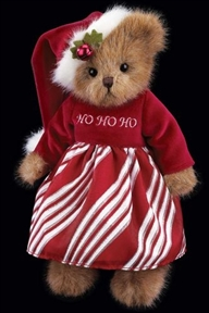 Bearington Bears 'Missy Claus' 10in Plush, 173174