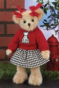 Bearington Bears 'Sophie Spots', 14in Plush, 179913